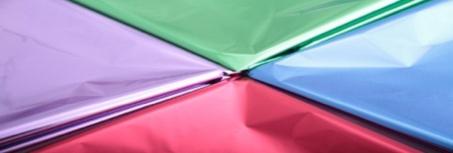 Cilt varaklarda 12 farklı renk stoklarımızda...